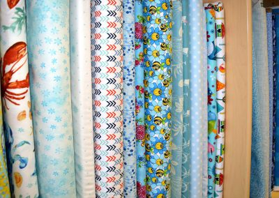 Assorted Fabrics (3)